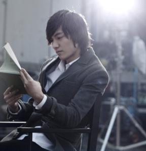 Lee Minho in W Magazine